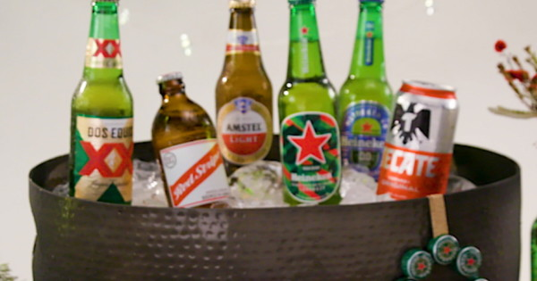 Heineken, Tastemade, Pinterest Team Up on Holiday Hacks Video Series
