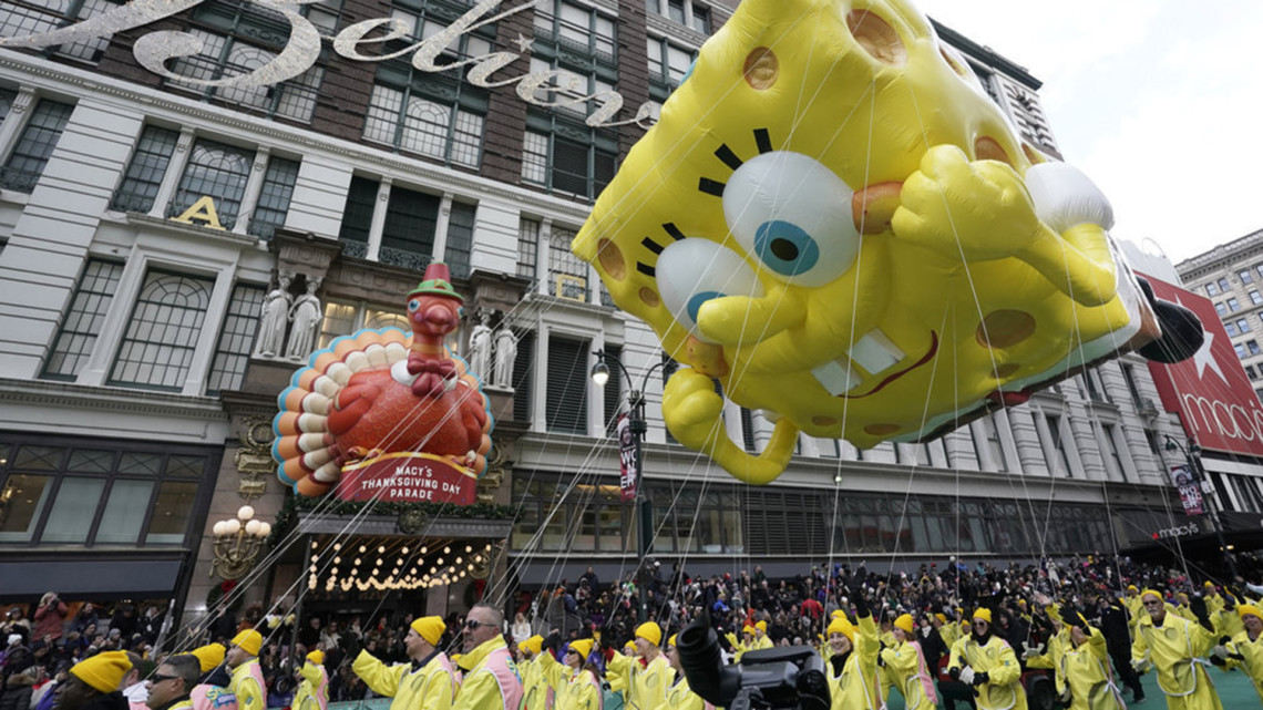 Macy's Thanksgiving Day Parade 2019