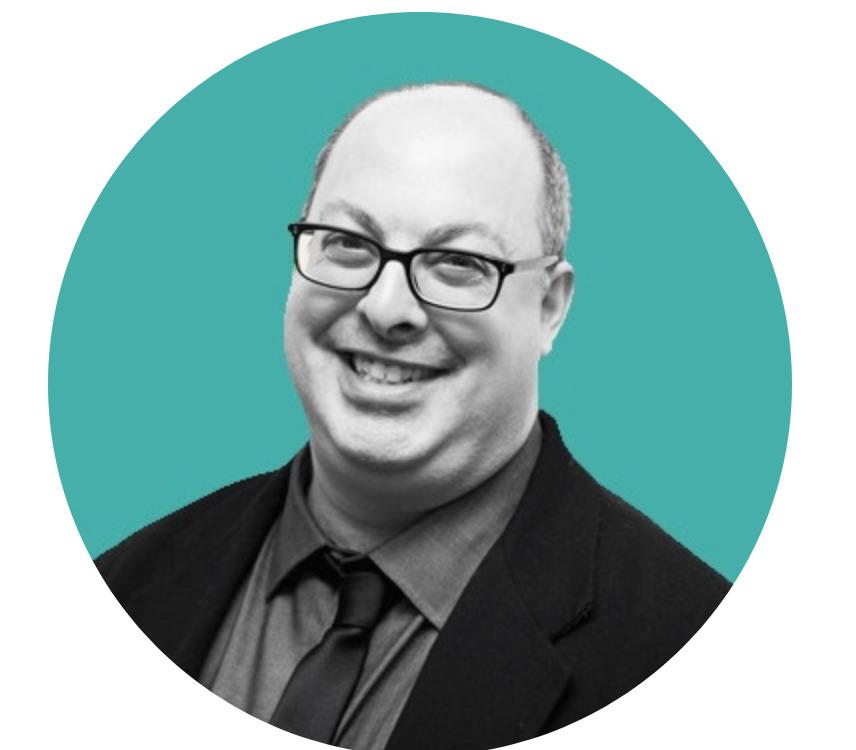 Headshot of David Kaplan
