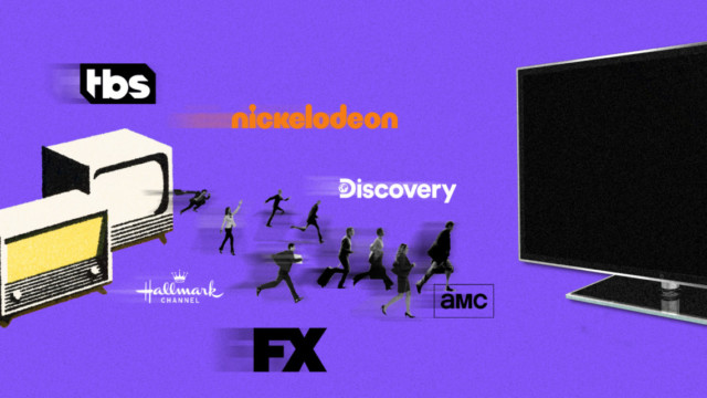Discovery's unveiling of its new streaming service will cap a year in which many of the biggest cable networks have made bold moves to expand their brands into the streaming space.