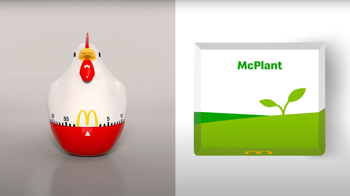 mcdonalds items