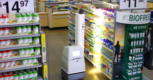 The Pandemic Doomed Walmart's In-Store Robots