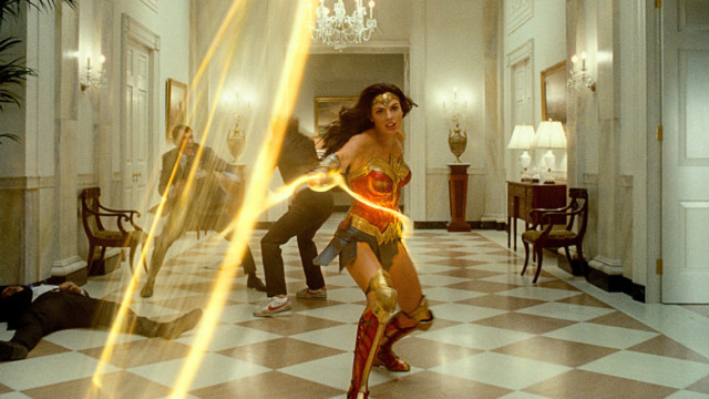 Wonder Woman 1984 becomes the highest-profile film yet to make its debut on a streaming platform as a result of Covid-19.