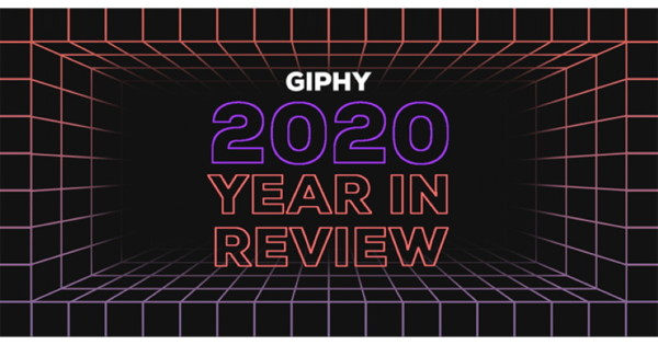 Love and Thoughtfulness Dominate Giphy's Top 25 GIFs of 2020