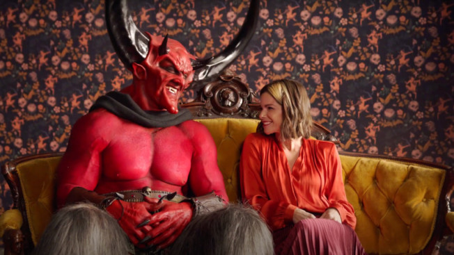 satan and 2020 in love