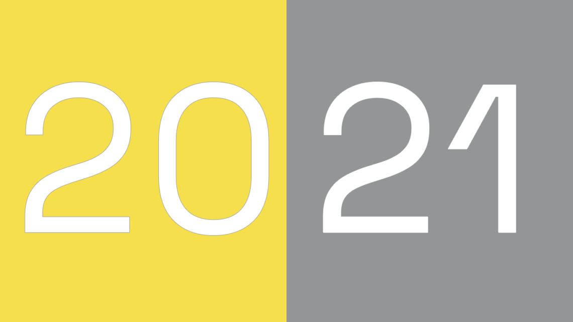 Pantone Picks Two Colors of the Year for 2021: 'Ultimate Gray' and  'Illuminating' Yellow