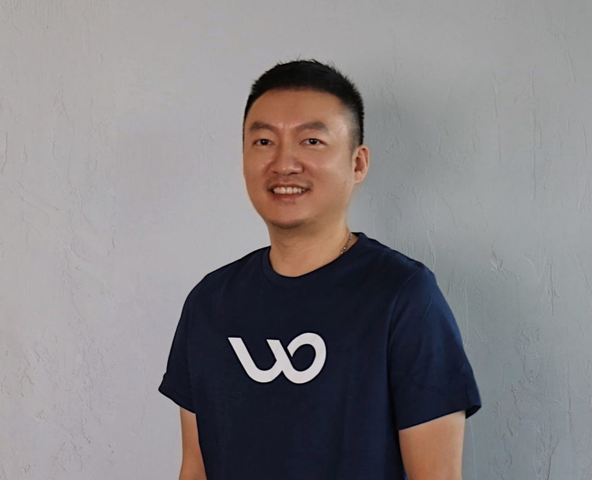 Portrait of Eric Chuang