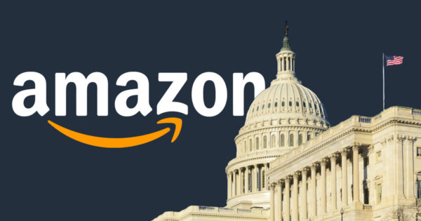 Amazon Renews Call for a $15 Federal Minimum Wage