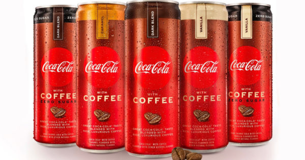 Coca-Cola's Canned Coffee Drink Makes Its American Debut