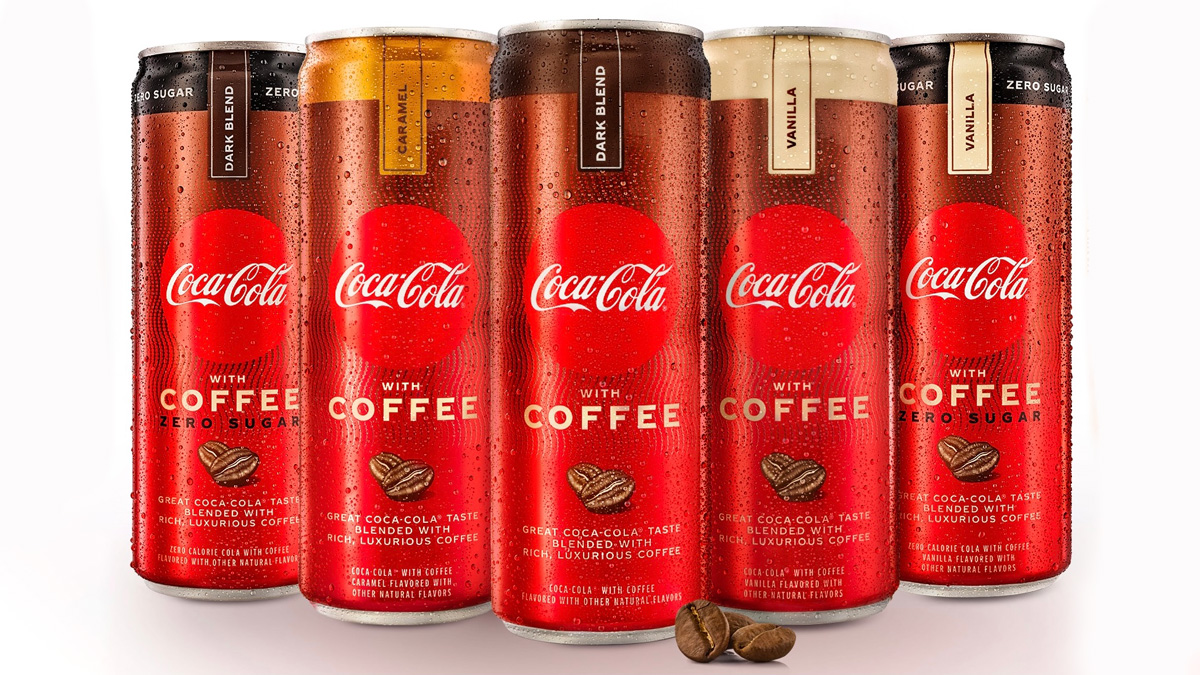 Image of Coke with Coffee
