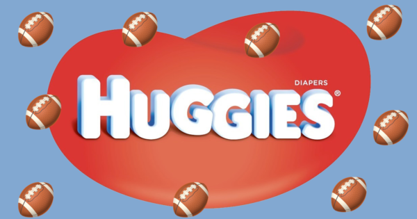 Huggies Will Advertise in the Super Bowl—a First for Parent Company Kimberly-Clark