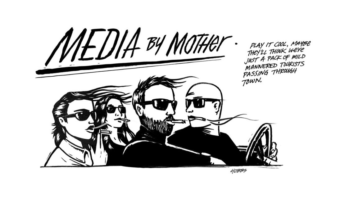 Illustration from Media by Mother