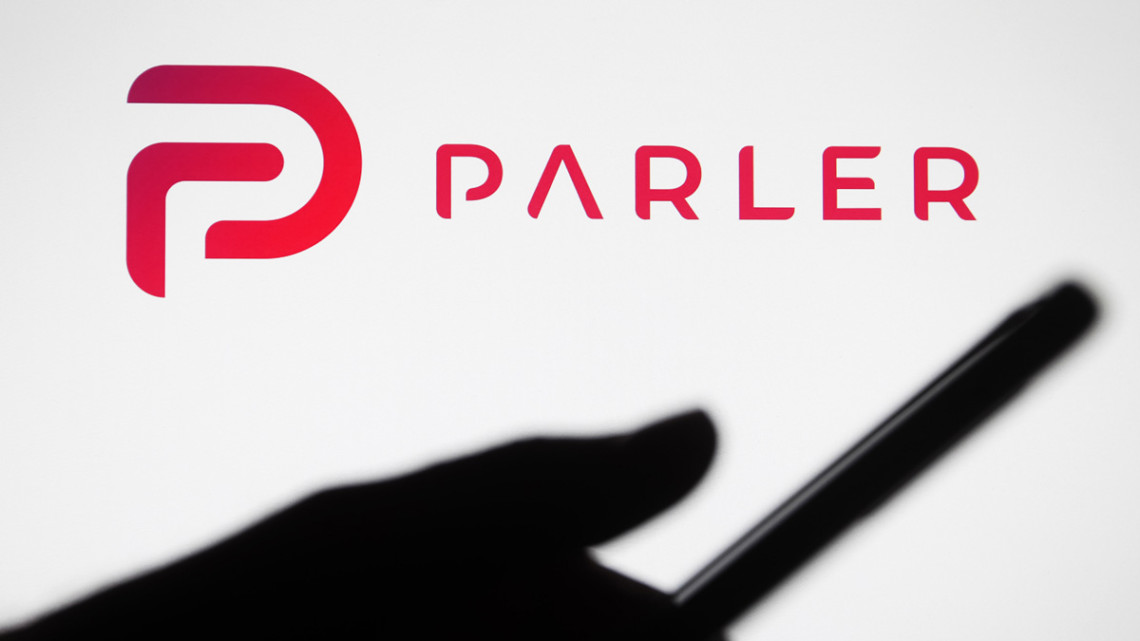 Parler Social Network Sues Amazon After Ban