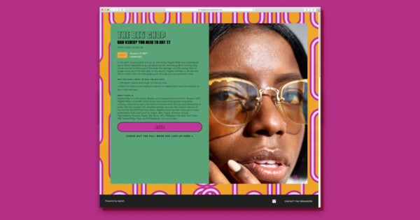 How Refinery29's Unbothered Produces Must-Attend Virtual Events for Black Women