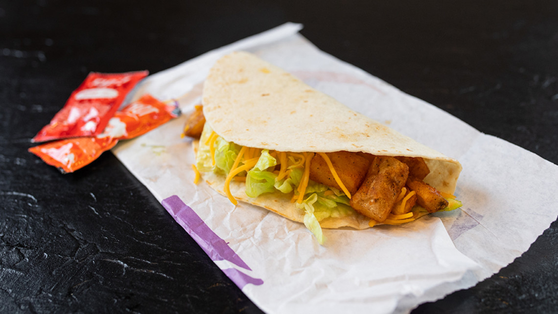 Potatoes Are Returning To Taco Bell On March 11, 2021