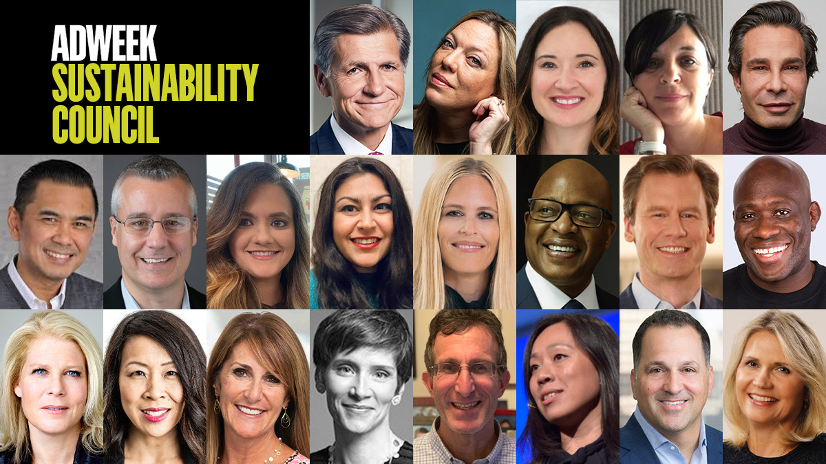 adweek sustainability council