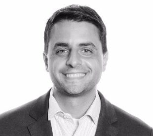 Portrait of Mike Petrella, VP Global Partnerships, Verizon Media