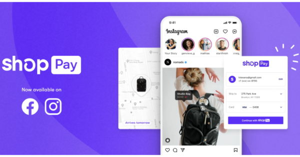 Payment via Shopify's Shop Pay Comes to Facebook, Instagram