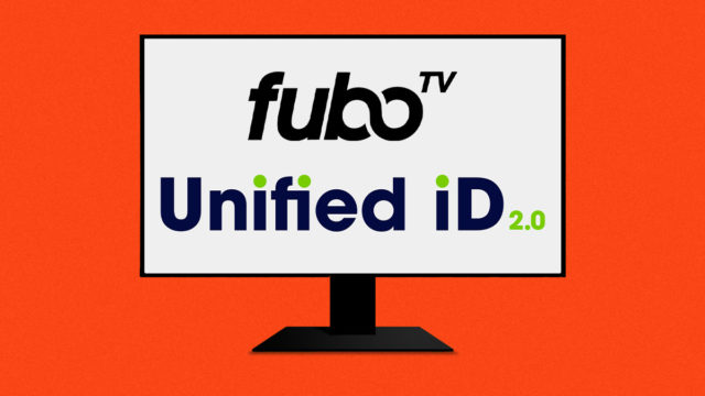 FuboTV and Unified ID logos