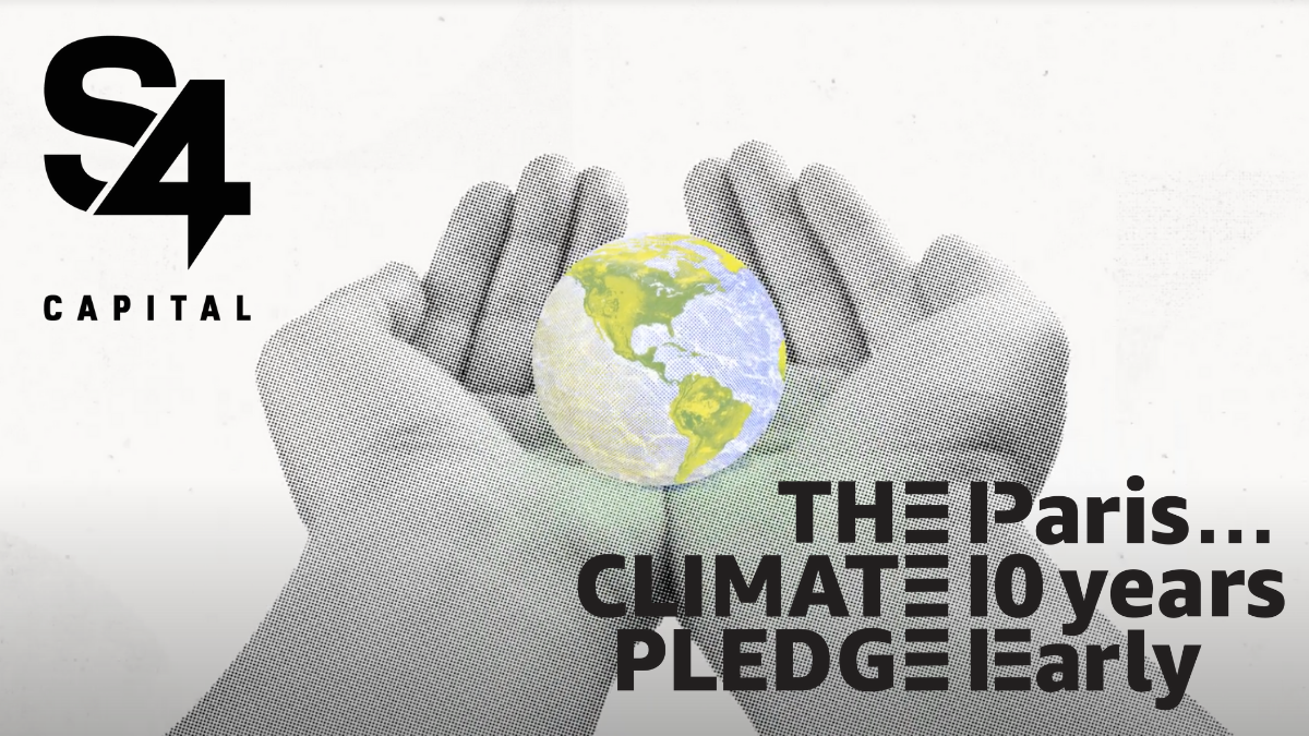 Photo of S4 and The Climate Pledge