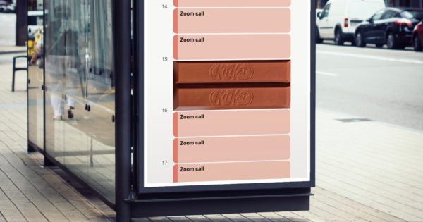 This Viral KitKat Ad Is a Masterclass in Simplicity