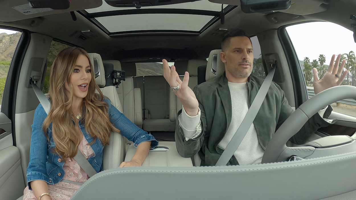 Cadillac continues its star-studded promotion of hand-free technology.