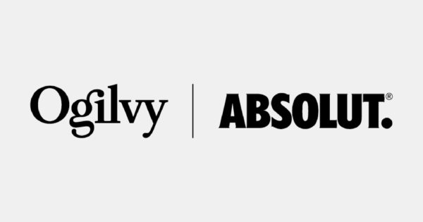 Absolut Appoints Ogilvy Global Creative Agency of Record