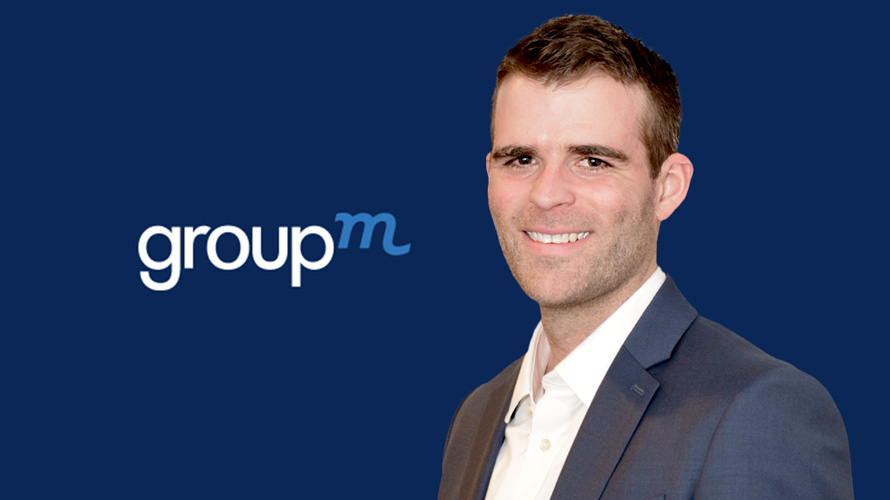 Andrew Ruegger spent the past two years leading GroupM's U.S. commerce offering.