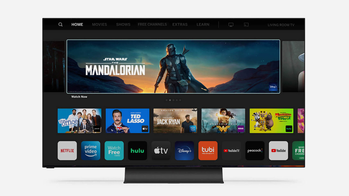 Vizio SmartCast accounts had 12.2 million monthly users in 2020, up 61% year over year.