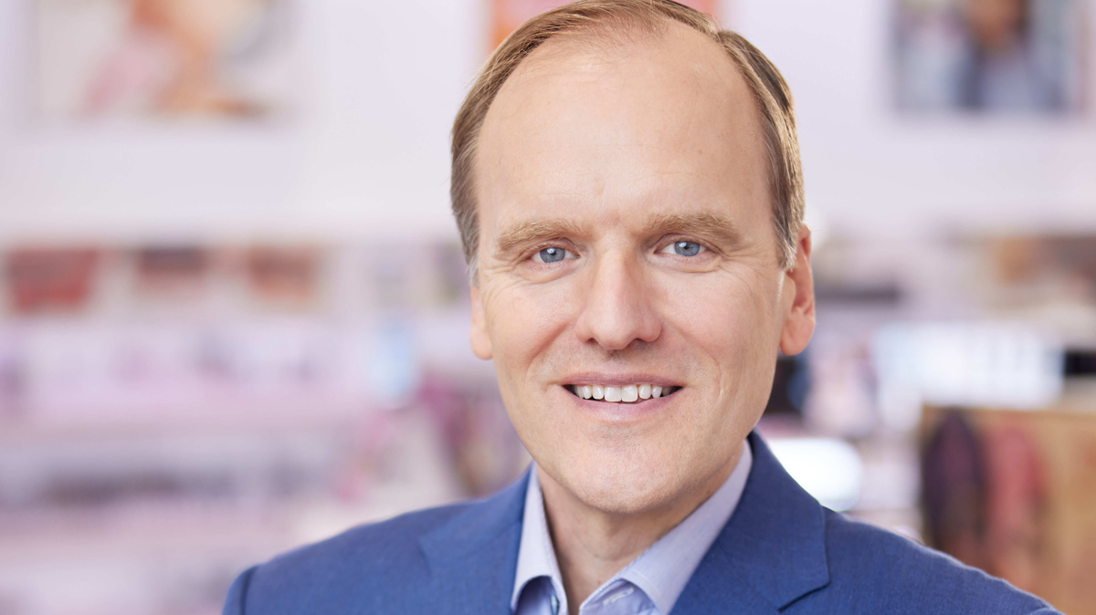 Dave Kimbell, Ulta's former CMO, is being promoted from president to CEO effective June.