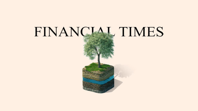 The median time spent on climate content is nearly double the Financial Times average.