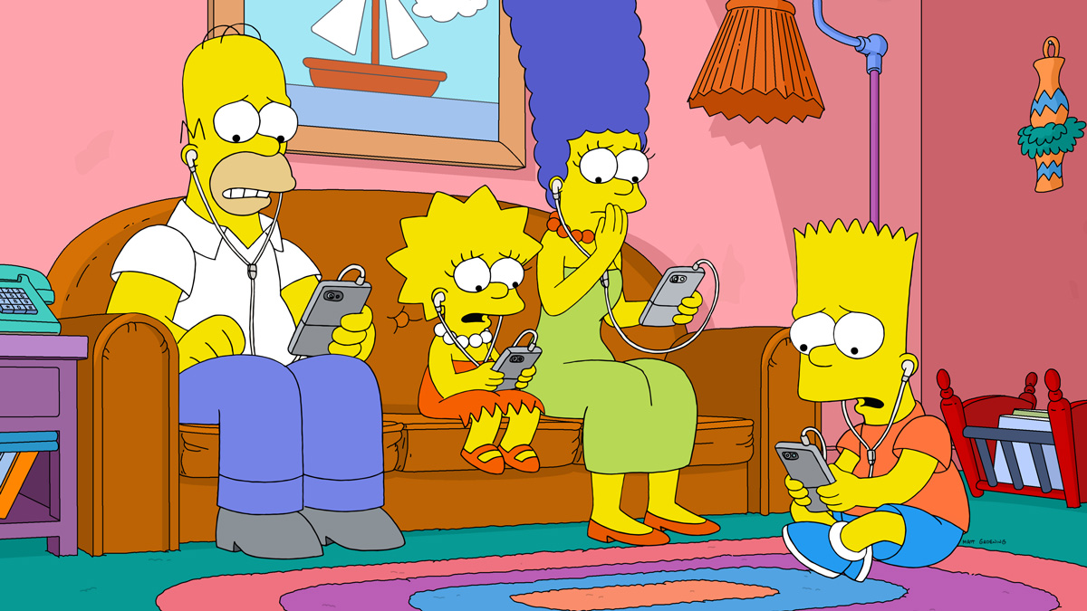 Fox Renews The Simpsons for 2 More Years, Through 2023