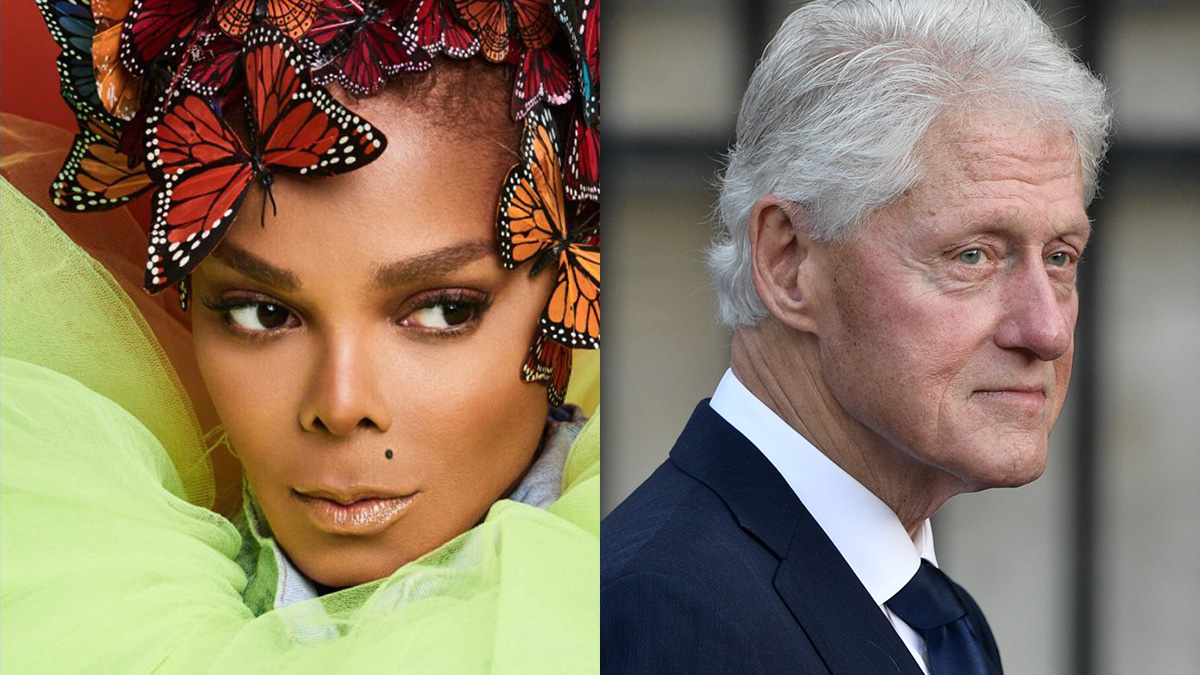 A+E Networks' upcoming slate includes documentaries from Janet Jackson and Bill Clinton.