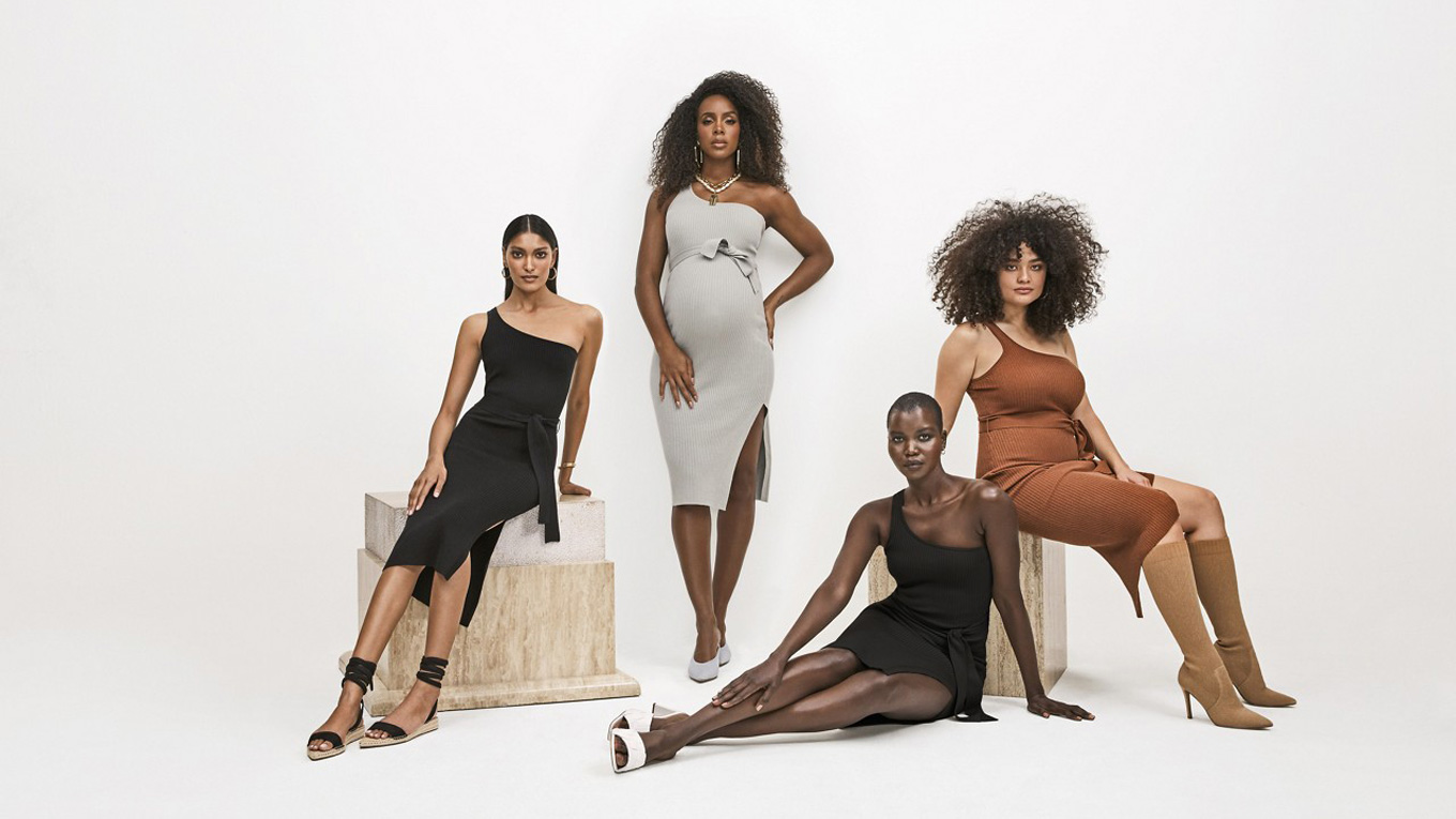 Kelly Rowland x JustFab Spring 2021 Collection