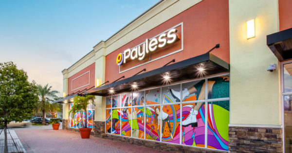 Payless Lifts the Curtain on Its US Comeback