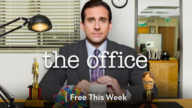 Before it moved to Peacock, The Office was last year's most-streamed show on Netflix.