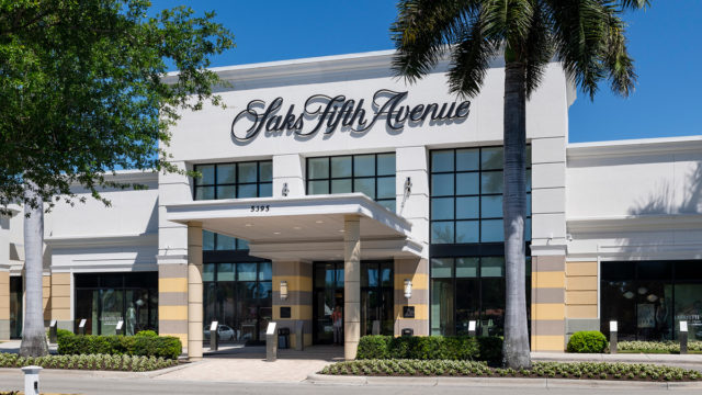 A recent deal with Insight Partners injects $500 million into Saks' ecommerce business.
