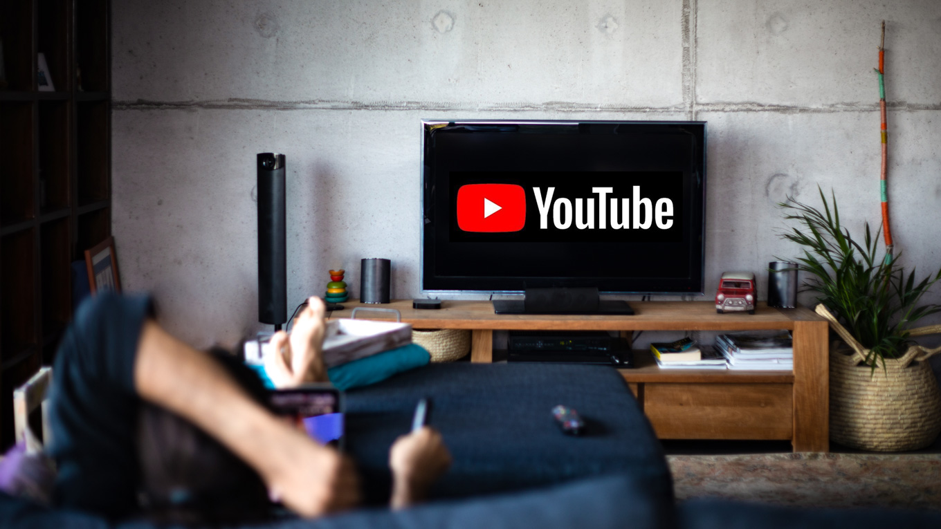 Since the pandemic began, YouTube's fastest-growing experience has been on TV screens.