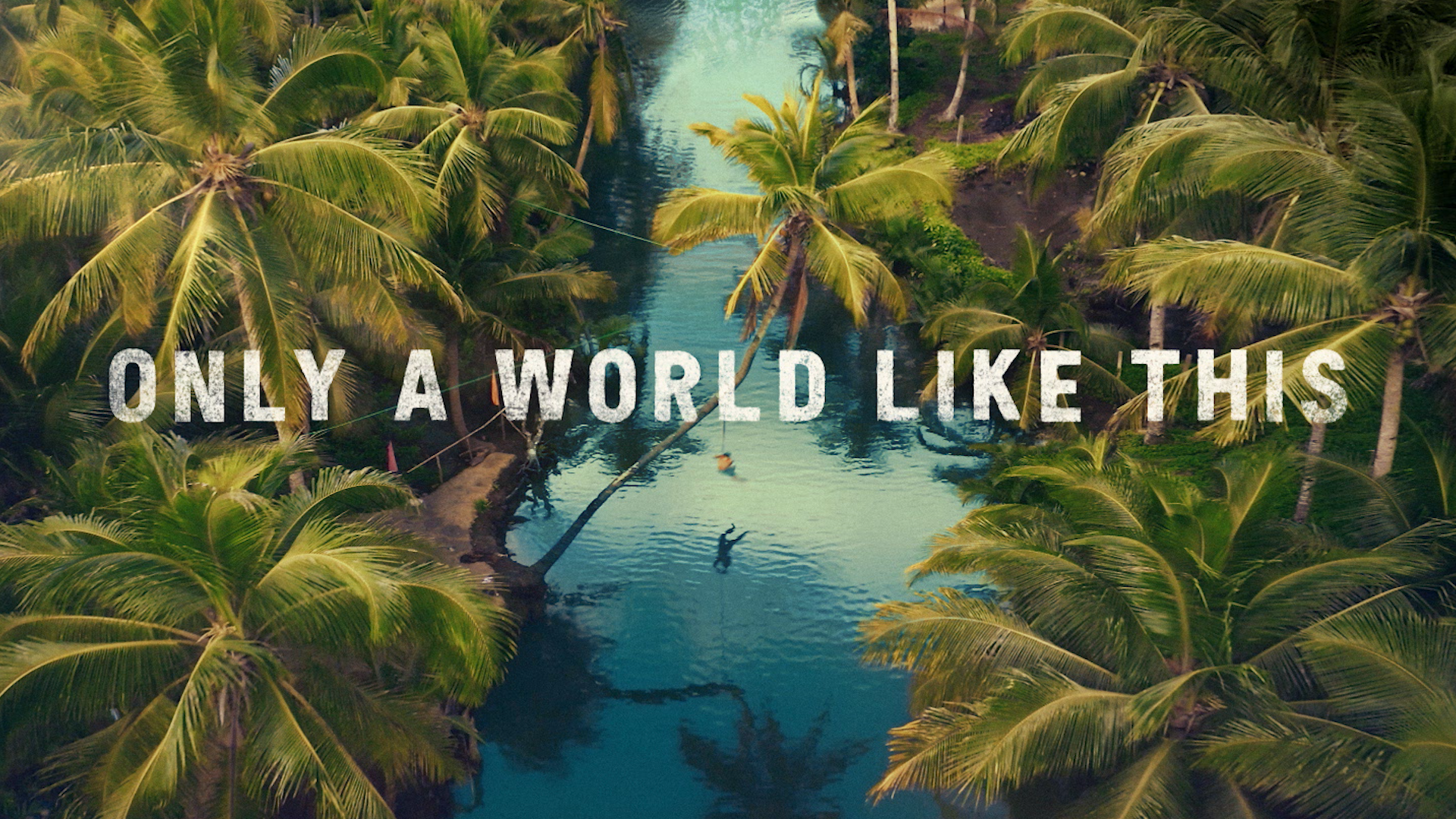 A screenshot from Corona's campaign to encourage consumers to rediscover the outdoors again.