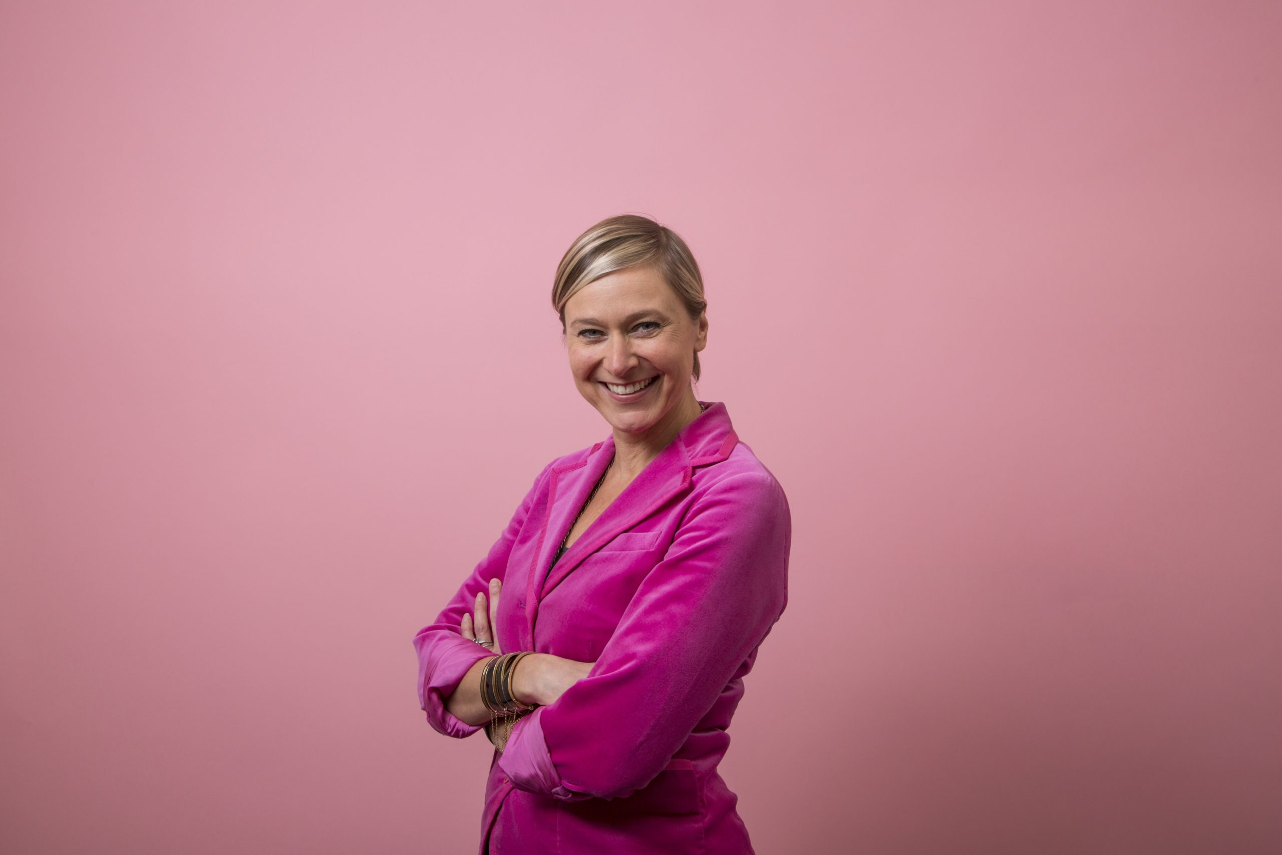 A portrait photo of CPB's incoming global CEO Marianne Malina