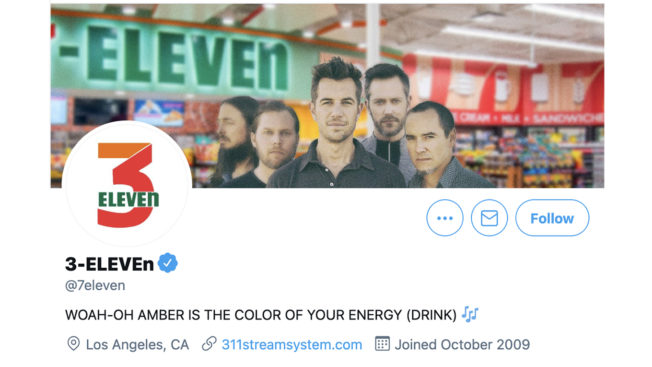 Photo of 7-Eleven and 311 Swapping Social Accounts Is the Only April Fools' Stunt Worth Your Time