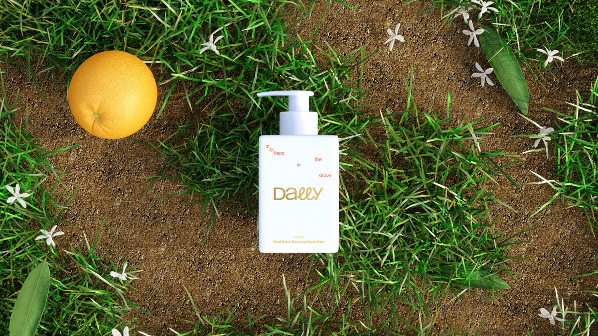 Can a soap make handwashing feel like a nap in grove? That's Dally's pitch.