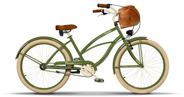 Panera Is Giving Away Bread Bowl Bikes, Though They Aren't Actually Made of Carbs