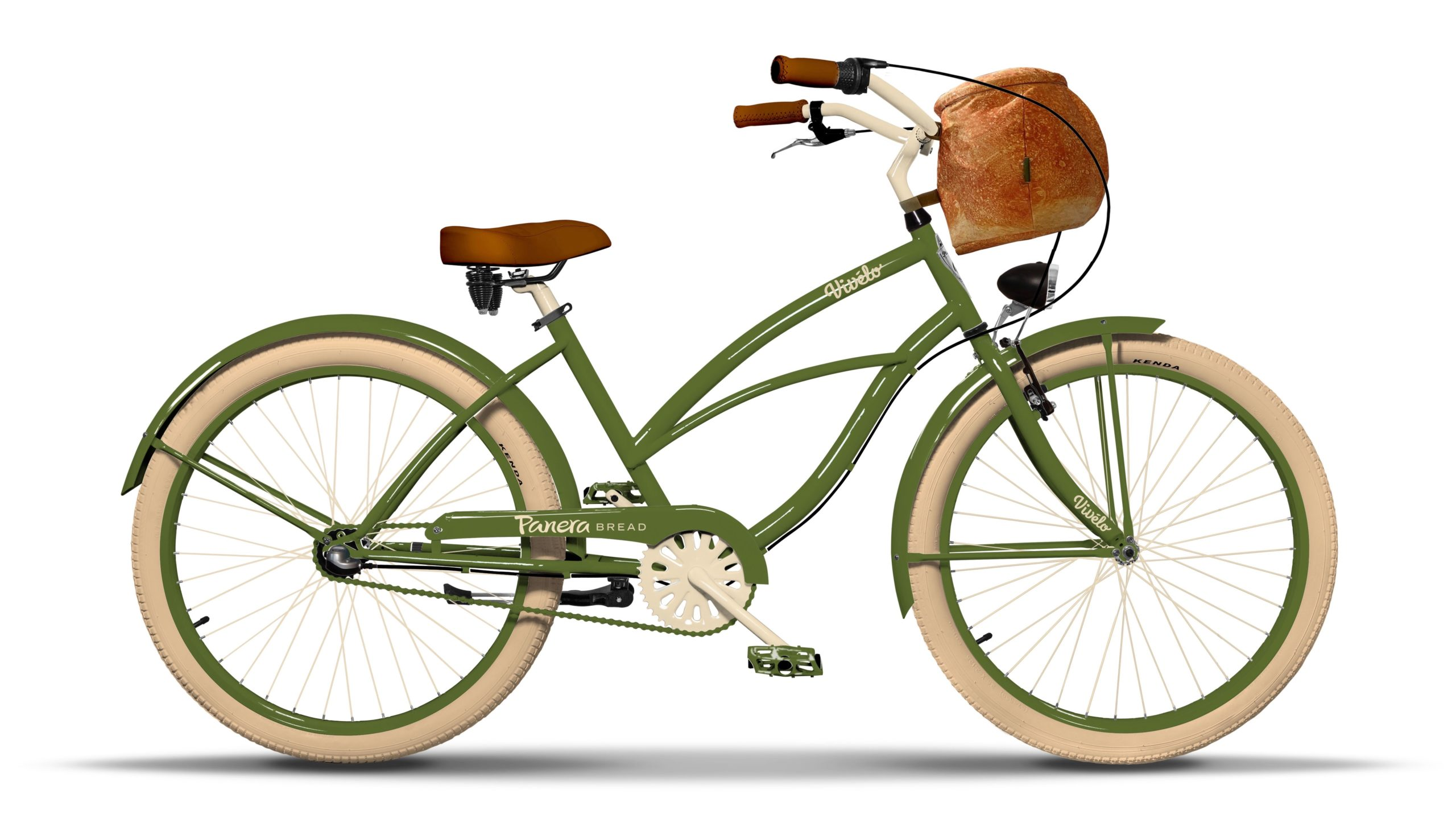 For Earth Day, Panera wants people to swap cars for more sustainable transport.