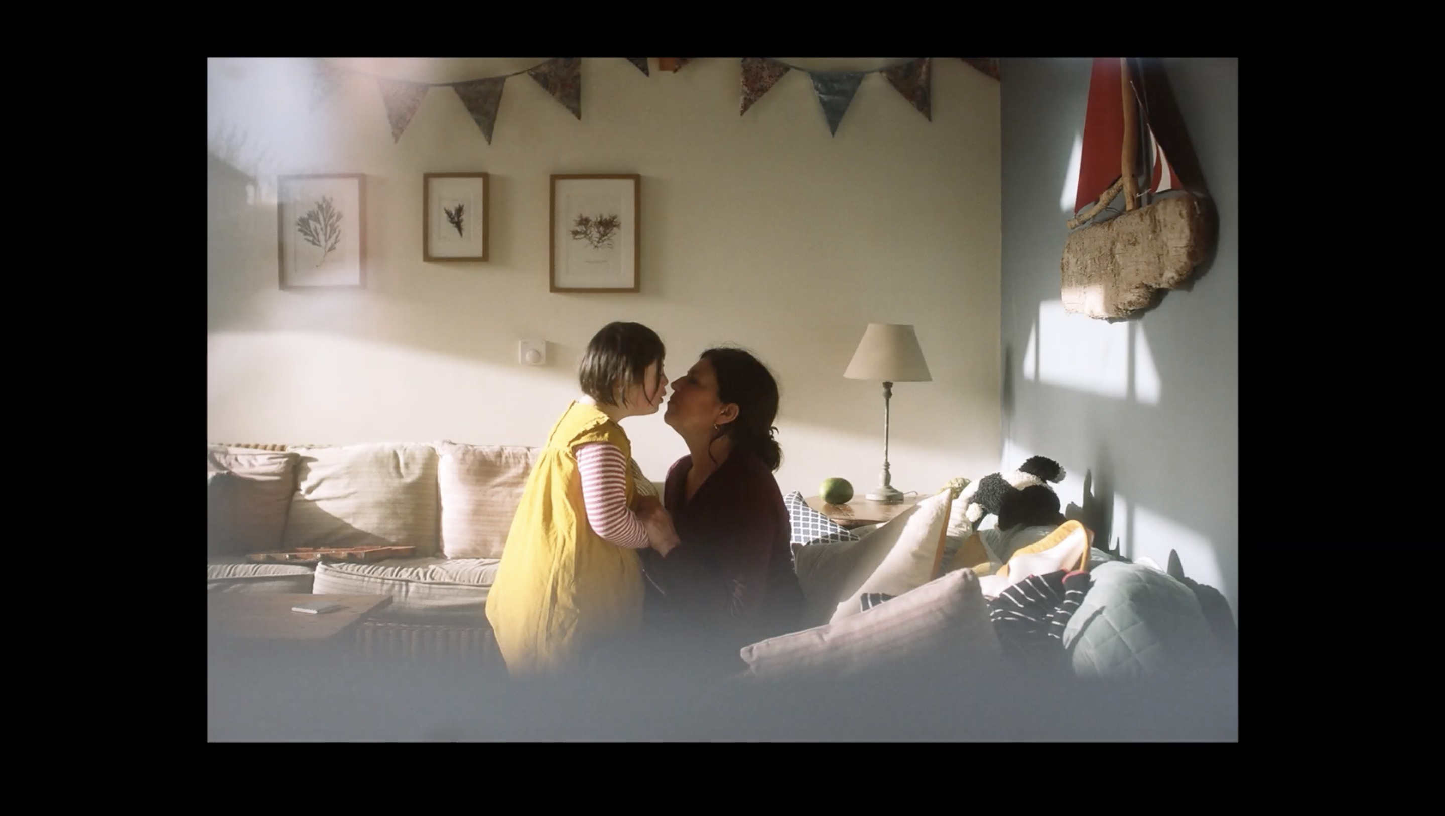 Airbnb's latest campaign uses real rental properties as backdrops for each short film.
