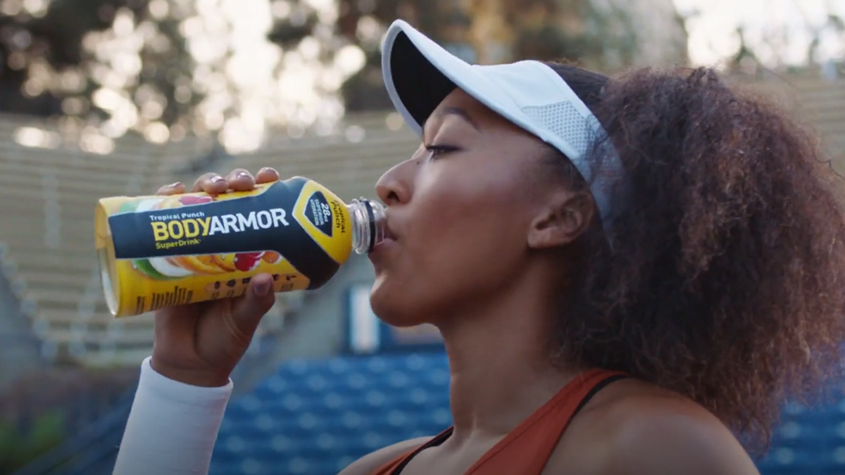 The U.S. sports drink market climbed 6.5% to $9.3 billion in 2020.