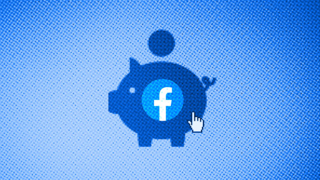 Facebook announced its first quarter earnings Wednesday.