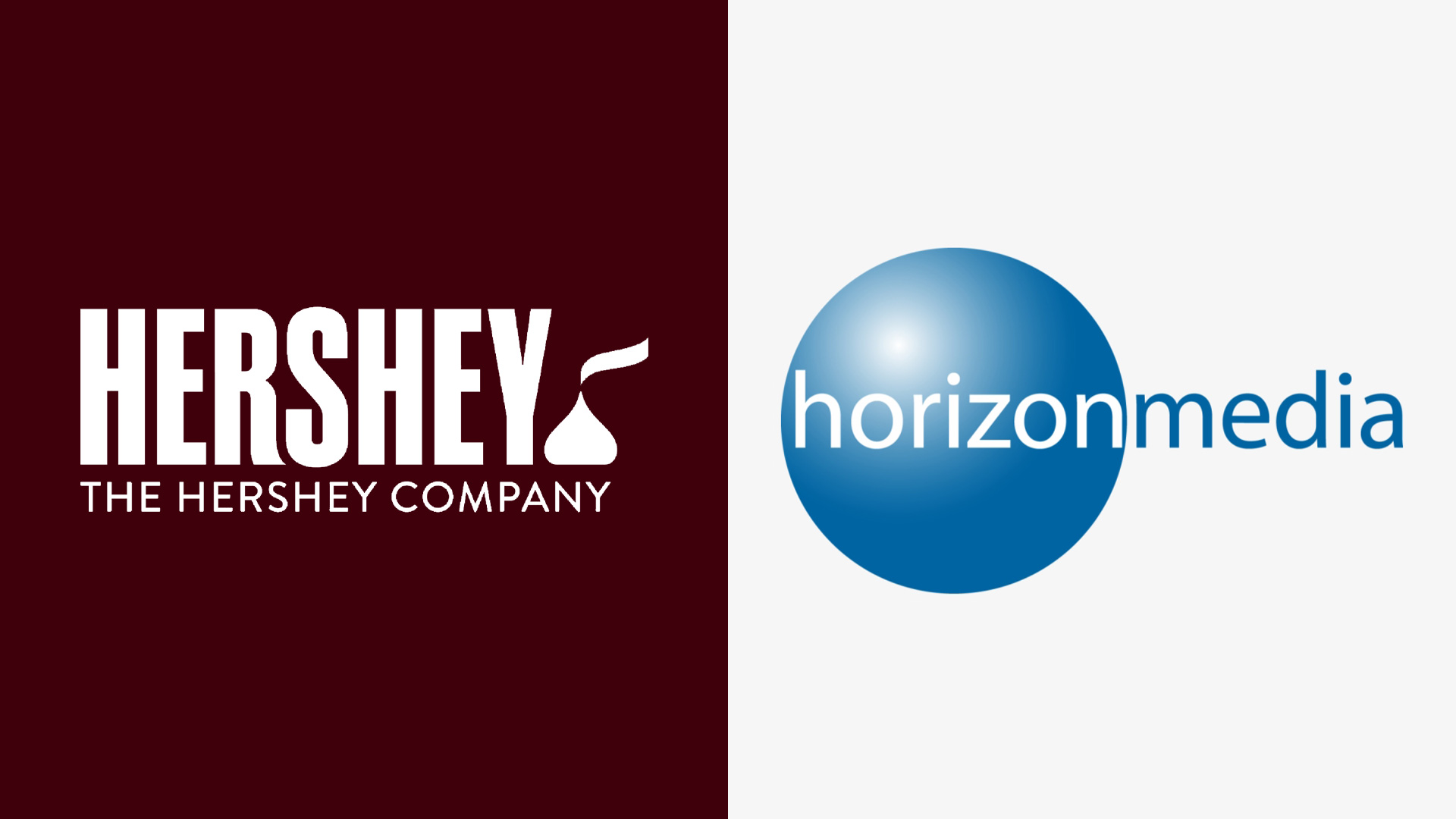 Horizon Media will work with the Hershey Company across all paid media for its confectionary brands.