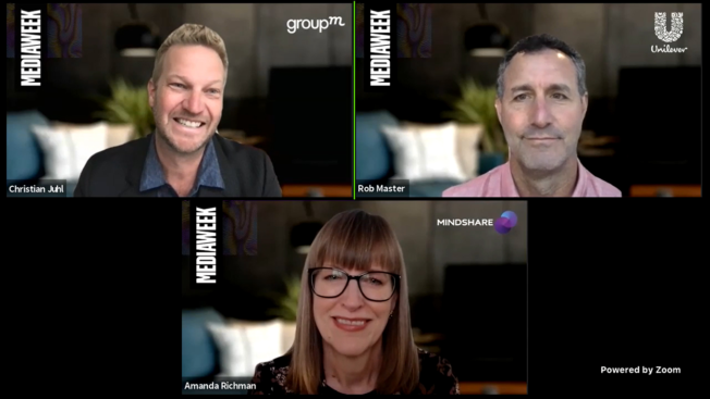 Unilever, GroupM and Mindshare discuss responsible media investments.
