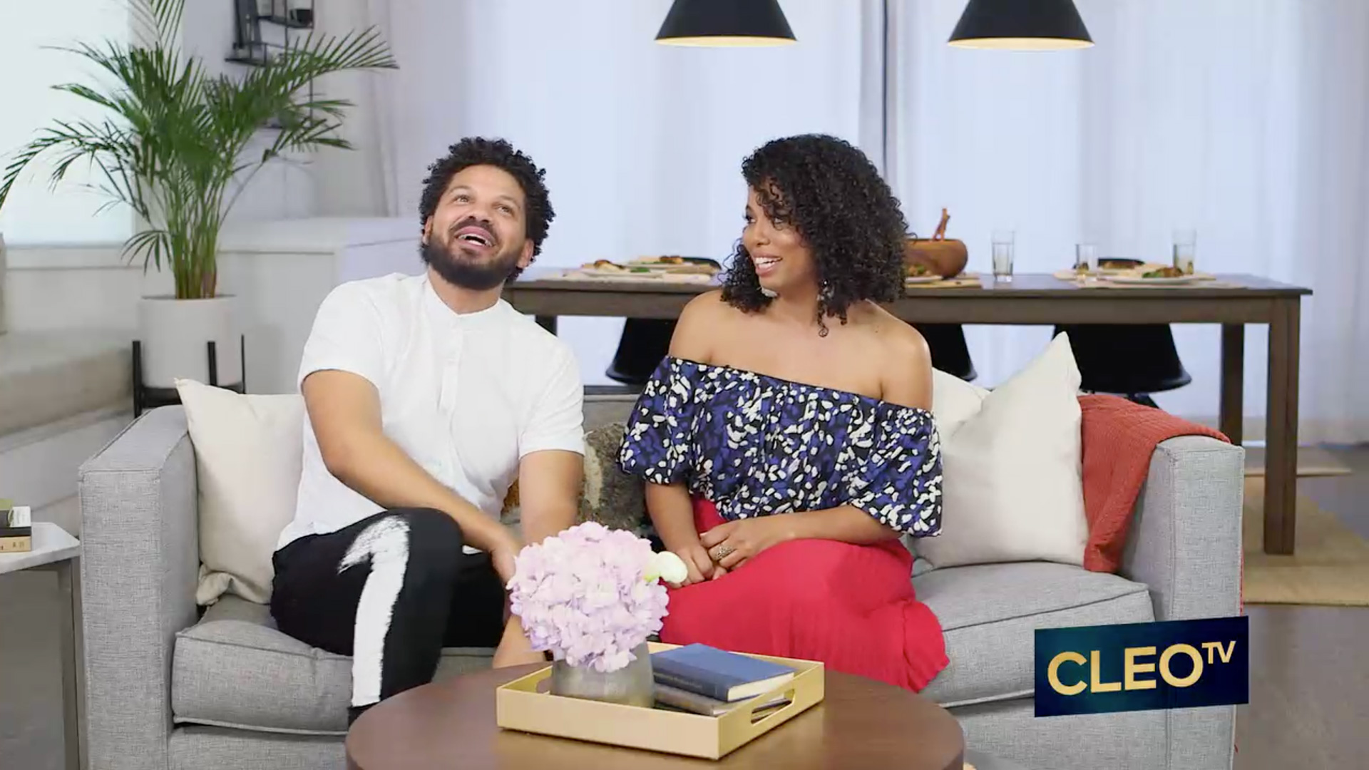 The unscripted home improvement series Living By Design, co-hosted by Jake and Jazz Smollett, is returning to Cleo TV.